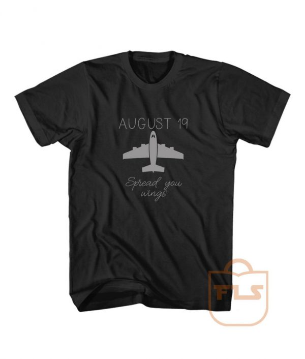 National Aviation Day 2018 Best Gifts Custom Tshirts
