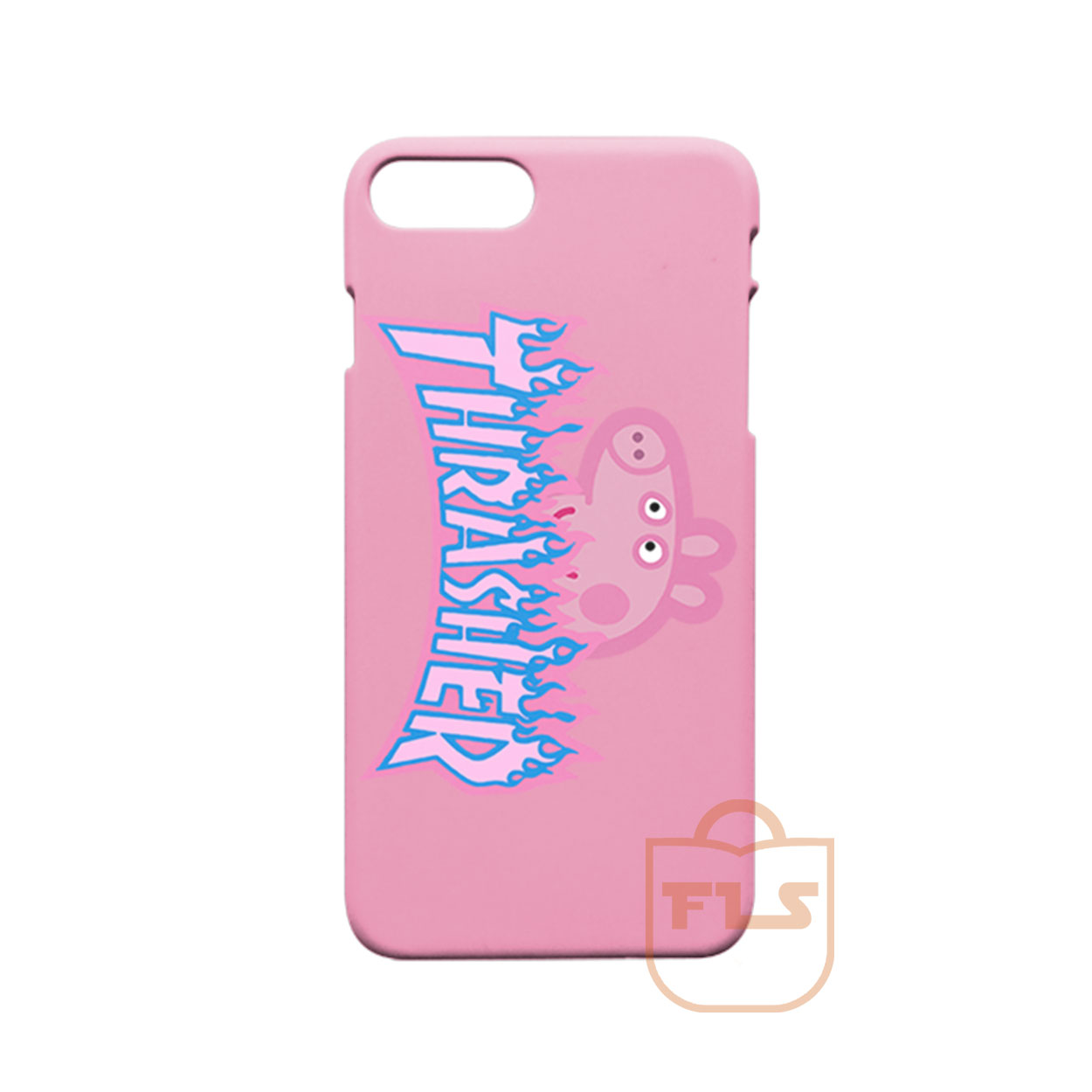 wholesale dealer 3473b 3c1c0 Peppa Pig Thrasher Custom Phone Cases iPhone Case, Samsung Galaxy