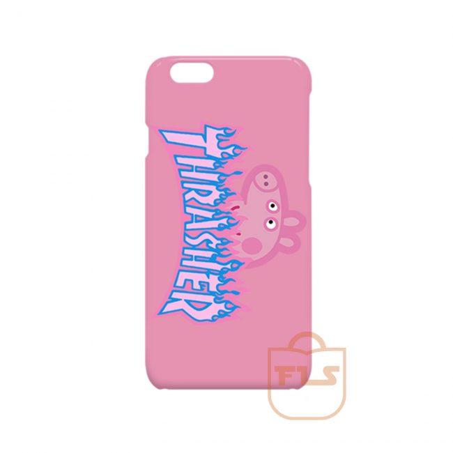 peppa pig thrasher custom phone cases iphone case samsung galaxy