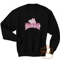 Peppa Pig Thrasher Funny Unisex Sweatshirts