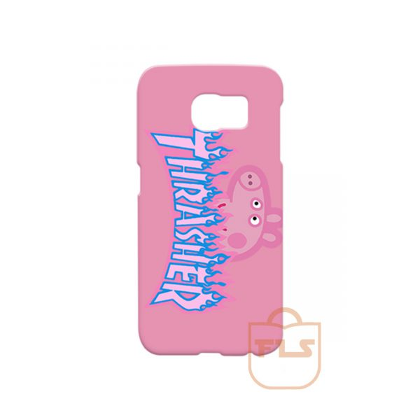Peppa Pig Thrasher Samsung Galaxy Case