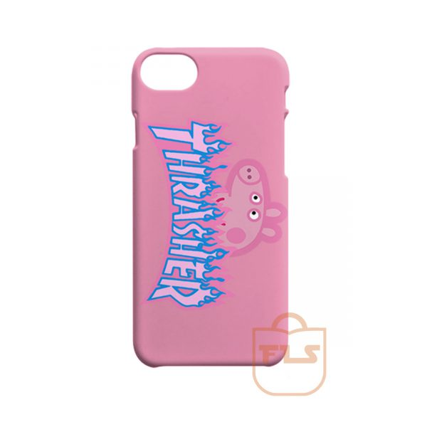 Peppa Pig Thrasher iphone 7 Case