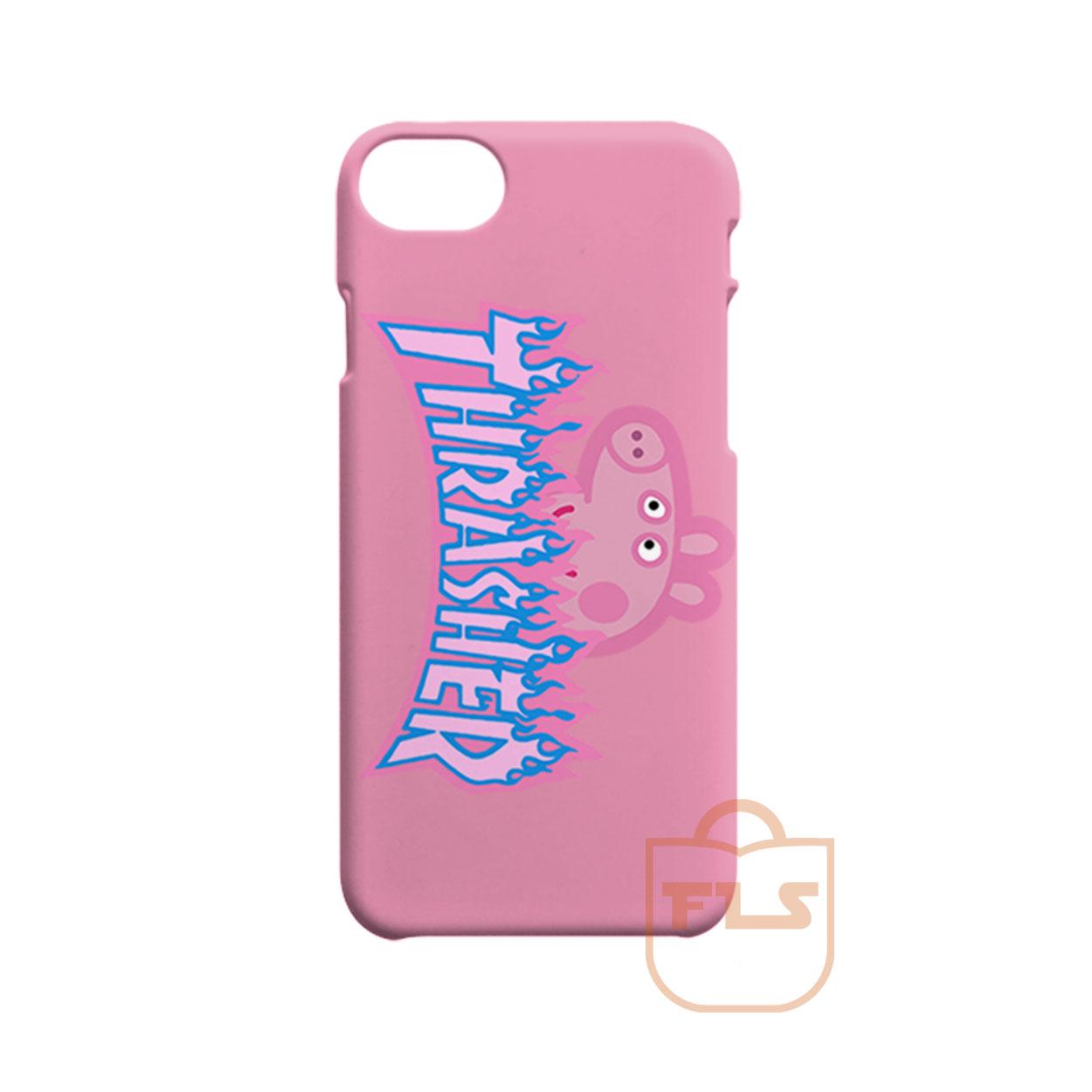 Peppa Pig Thrasher Custom Phone Cases Iphone Case Samsung