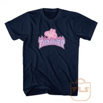 Peppa Pig Videos Thrasher T Shirt