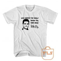 Bachelor in Paradise Wells Cheap T Shirt