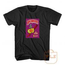 Backwood Wild Mild Cigars Custom T Shirts