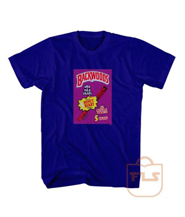 Backwoods 5 Cigars T Shirts