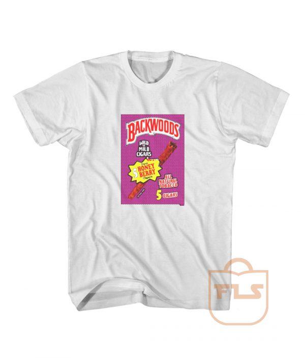 Backwoods Cigars T Shirts