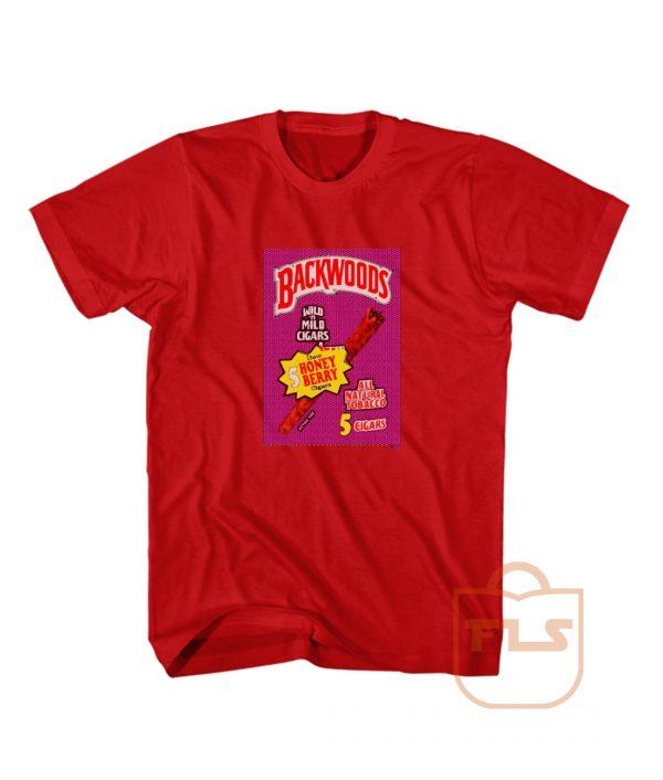 Backwoods Honey Berry T Shirts