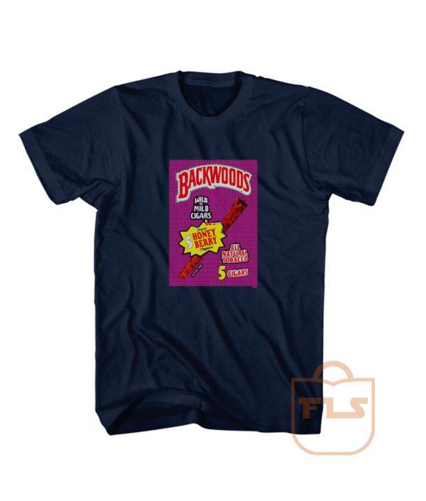 Backwoods Weed Shirts