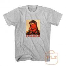 Cyka Blyat Bear Shirts