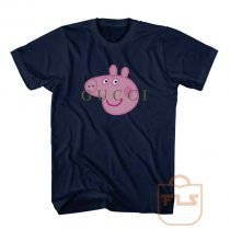 Gucci Peppa Pig Gucci T Shirt