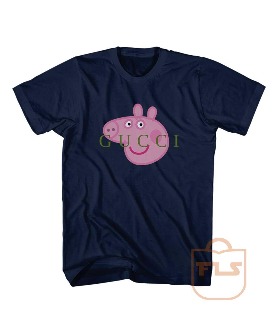 0373c77fe720 Peppa Pig GC Custom T Shirt - Ferolos.com - Ferolos.com