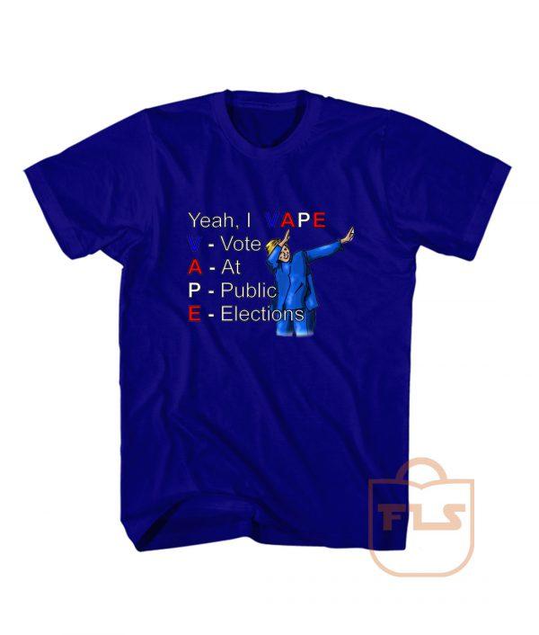 I Vape Dab Cheap T Shirts