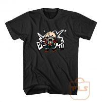 Katsuki Bakugo My Hero Academia T Shirt