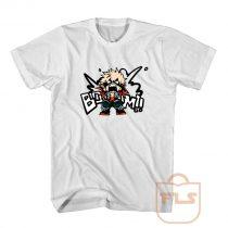 Katsuki Bakugo Plus Ultra T Shirt