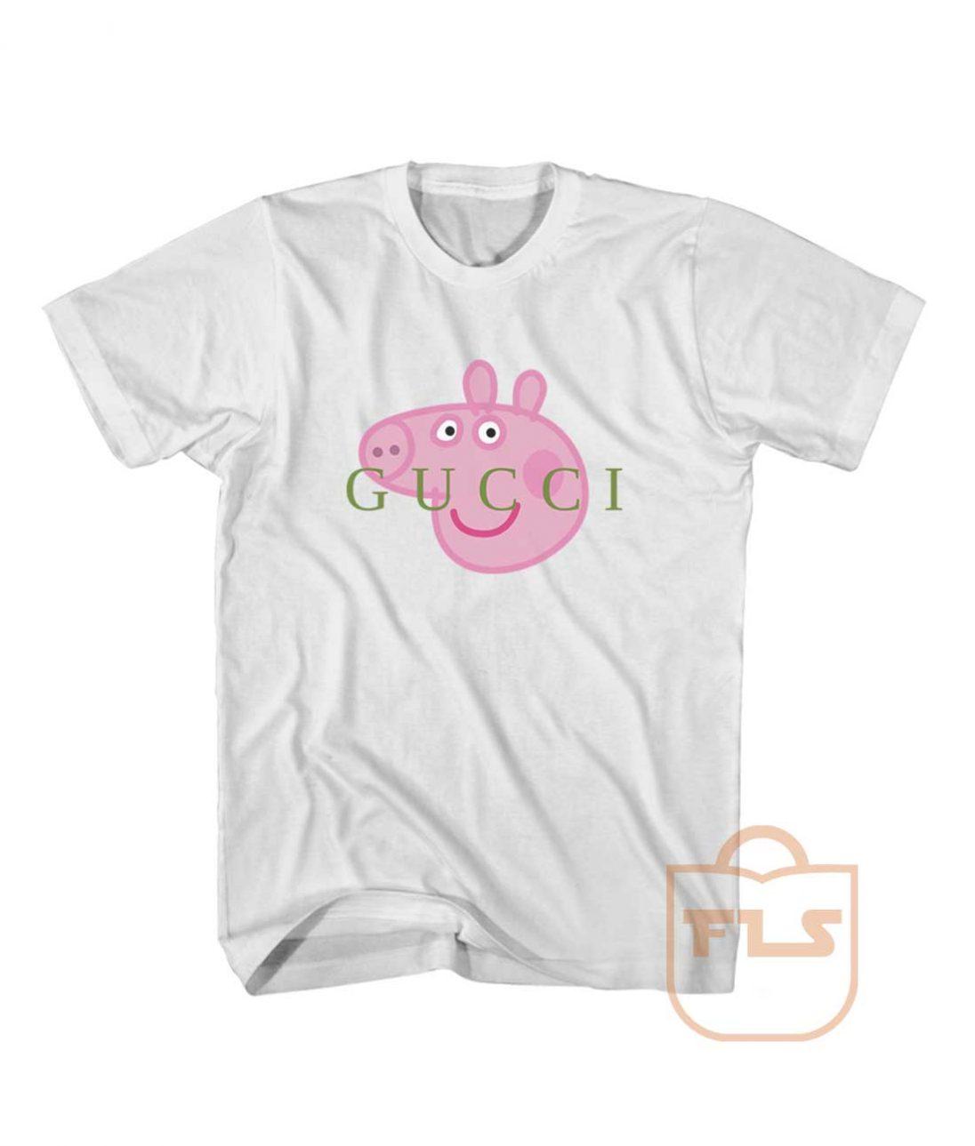 Peppa Pig GC Custom T Shirt - Ferolos Com - FEROLOS COM