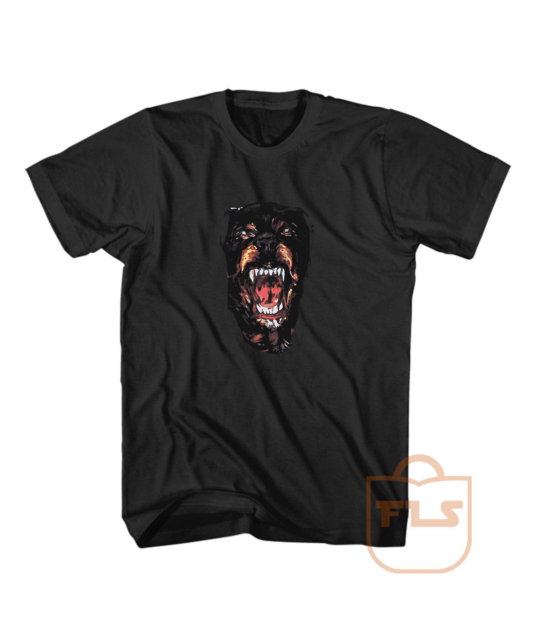 0e743257e Rottweiler Doberman T Shirt , Rottweiler Givenchy T Shirt - Ferolos.com