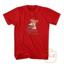 Rush B Cyka Blyat Dope Funny T Shirts