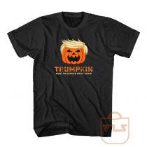 TRUMPKIN Make Halloween Great Again T Shirt