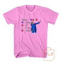 Yeah I Vape Cute T Shirts