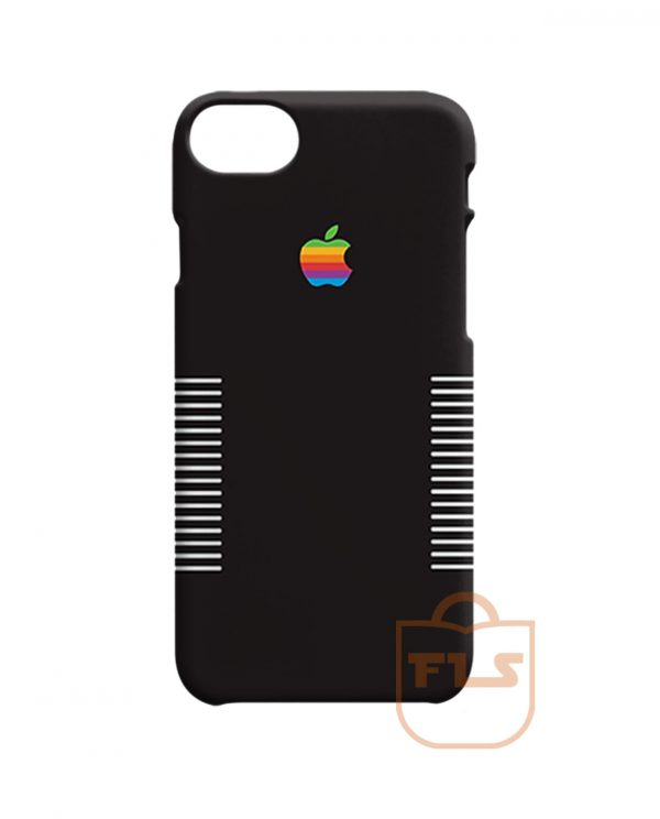 Apple Retro Black Edition iPhone Cases