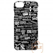 Broadway Baby iPhone Cases
