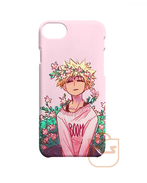 Cute Bakugou Pinky iPhone Cases