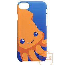 Cute Squid iPhone Cases