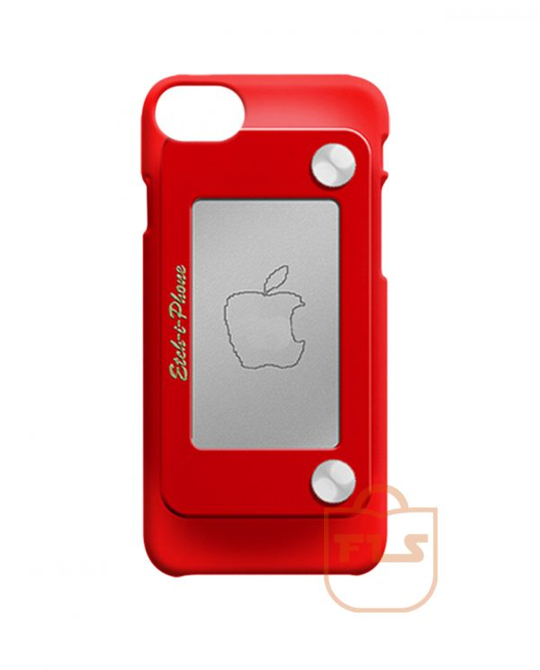 Etch iPhone X Cases