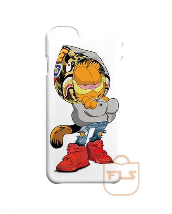 Garfield Funny iPhone X Case
