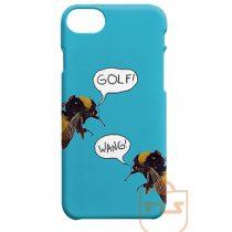 Golf Wang Scum Bees iPhone X Case