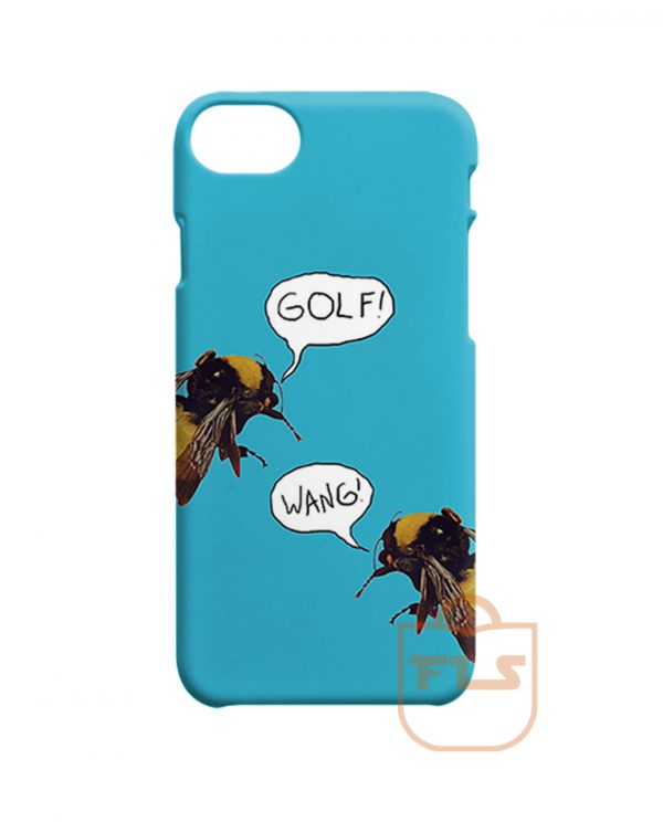 Golf Wang Scum Bees iPhone X Case