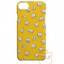 Indian Baby Elephants iPhone X Case