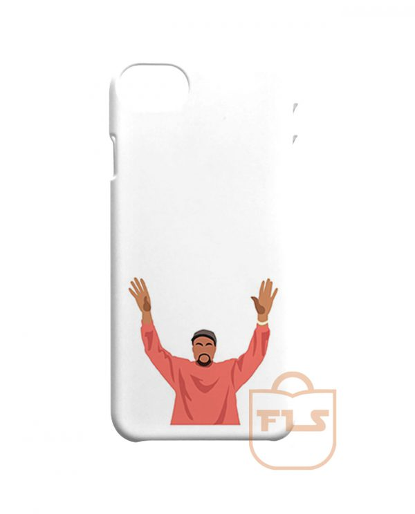 Kanye West Vector iPhone X Case