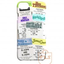 Magic Kingdom Fastpass iPhone X Case