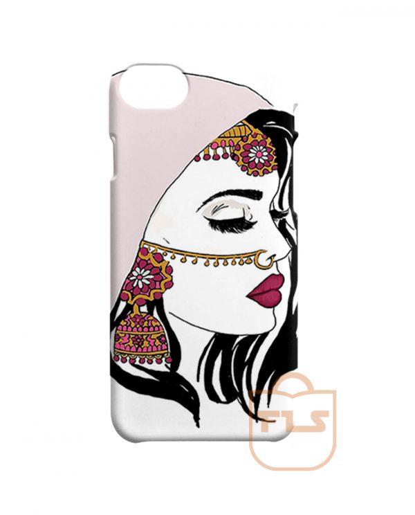 Princess Dulhan iPhone X Case