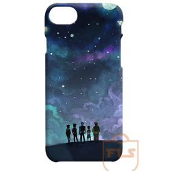 Space Family Dream iPhone Cases