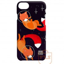 Space Foxes iPhone Cases