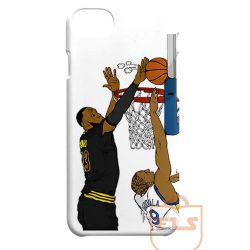 The Block Basketball iPhone Cases