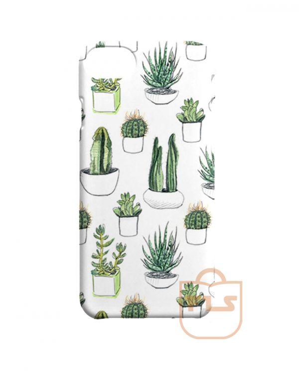 Watercolour Cacti Succulents iPhone Cases