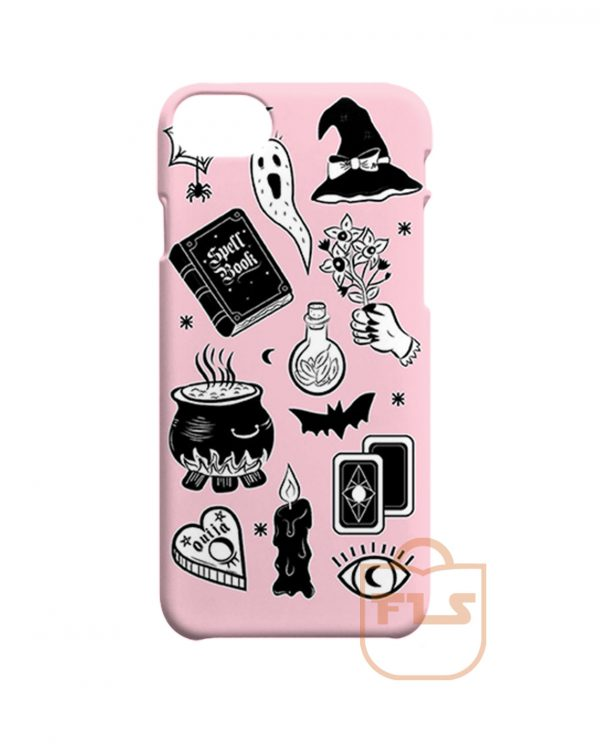 Witchy Woes iPhone Cases