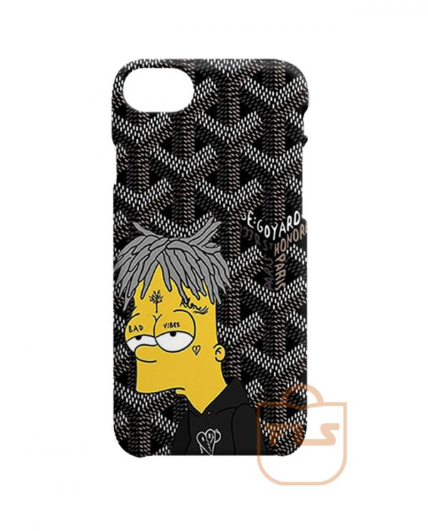 XXXTENTACION Bart GOYARD iPhone Cases