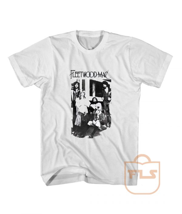 Fleetwood Mac Vintage T Shirt