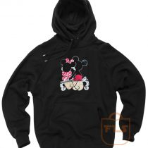 Mickey and Minnie Pullover Hoodie