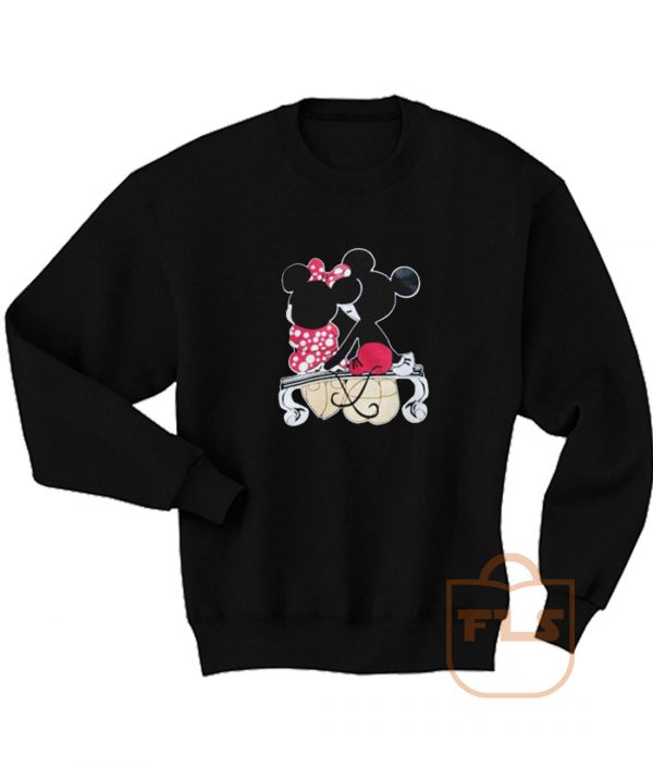 Mickey and Minnie Sweatshirt