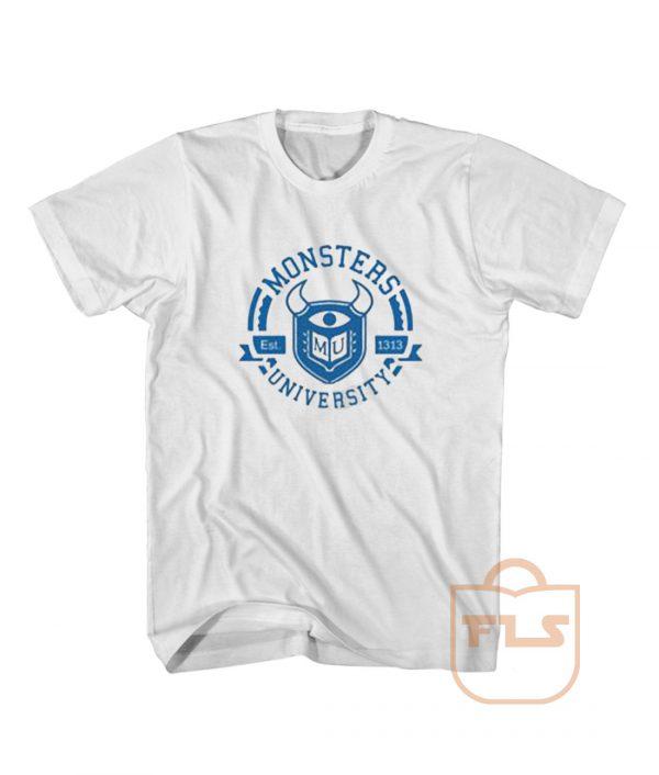Monsters University T Shirt