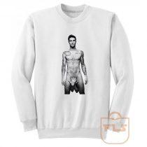 Adam Levine Naked Sweatshirt