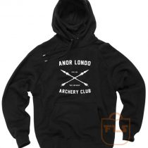Anor Londo Archery Club Pullover Hoodie