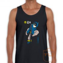 Batman Singing Tank Top